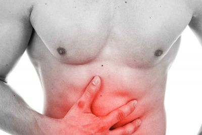 What causes acidity in the stomach?