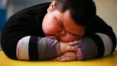 Obesity in children increases the risk of asthma and lung function: Research