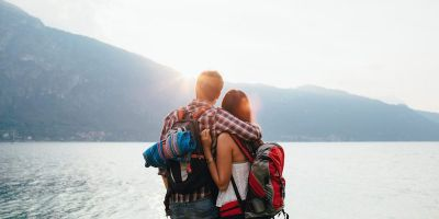 Travelling is the best option to put your partner to test