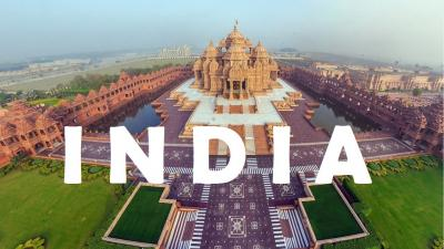Top 5 place to visit in India