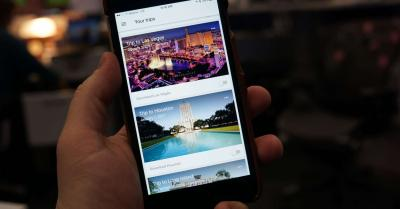 Google Trips - a new application for travelers