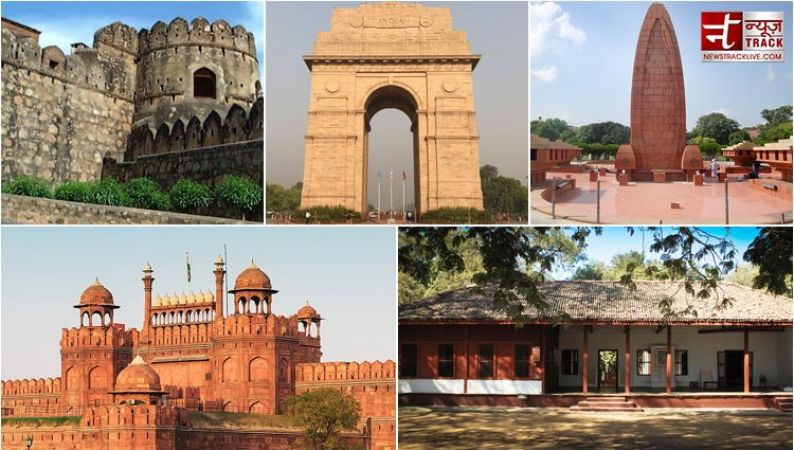 72nd Independence Day: 5 Must visit places to rise the patriotic vibes