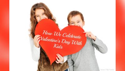 This Valentine day: Push the boat out with your naughty kids