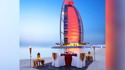 Do some super romantic activities in Dubai on this Valentine's Day