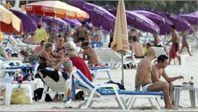 Dream Destination Thailand prohibits smoking on beaches!
