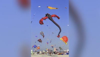 Kite Lovers Head towards Gujarat for International Kite Festival 2018: The most exciting facts