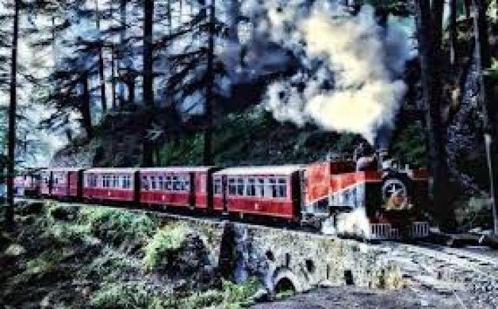 The Chhaiya-Chhaiya train to woo the tourists soon