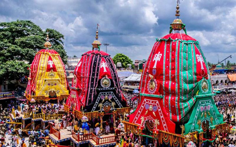 Know how you can reach to Jagannath temple, to take the glimpse of Jagannath Rath Yatra