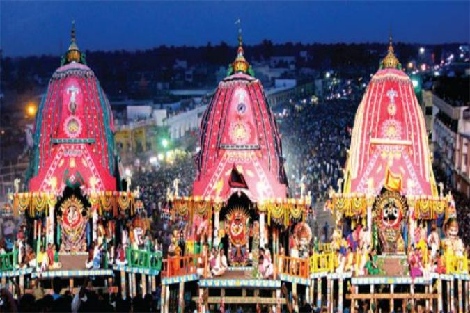 If you are taking a Yatra to Jagannath Rathyatra than hurry up and check the nearby hotel list