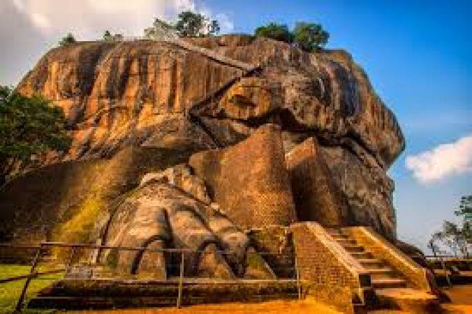 Sigiriya: Architectural sensation of Srilanka