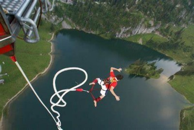 3 Best Places for Bungee Jumping in the World