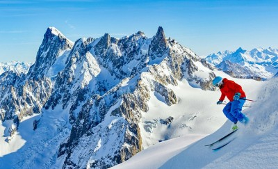 Top-Rated 5 Ski Resorts in the World