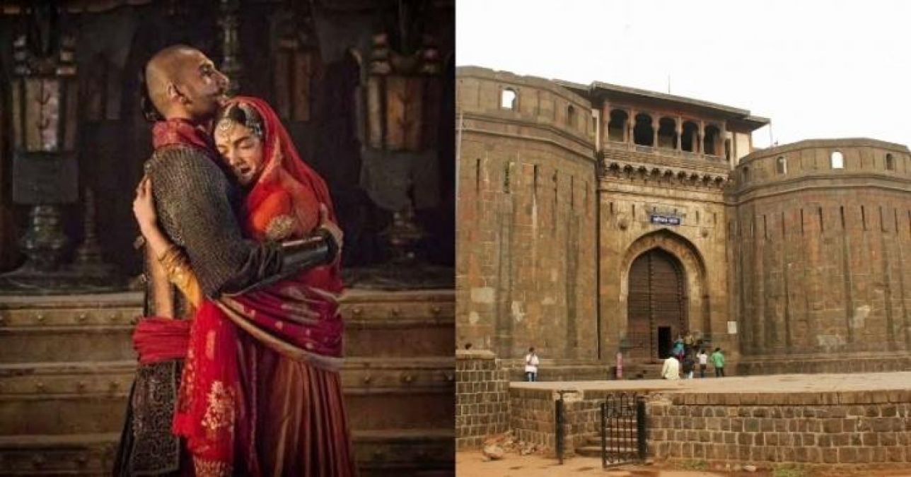 Once a love-nest Shanivar Wada is now one of the Haunted Palaces of India
