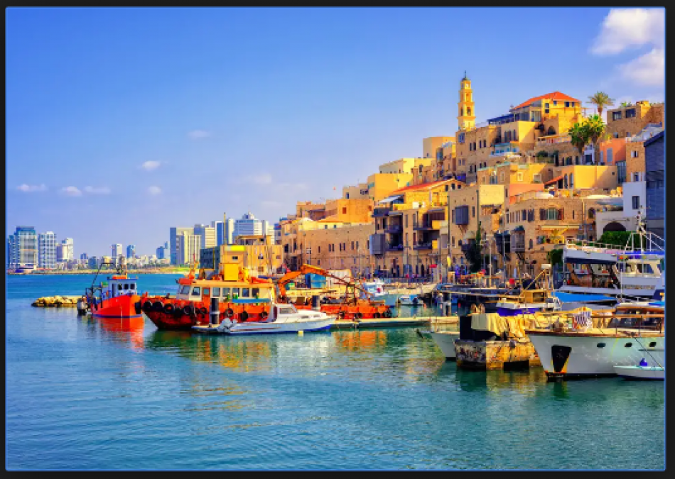 Tel Aviv Beautiful travel destination; here you must know about