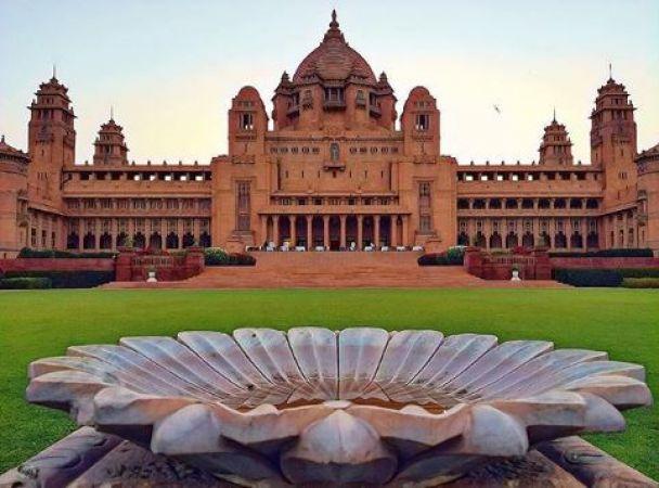 Priyanka -Nick wedding venue: Read about greatness of grand and royal Umaid Bhavan Palace