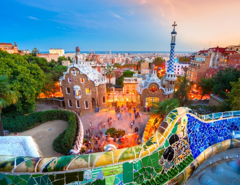 Spend your holidays in these colorful cities of the world