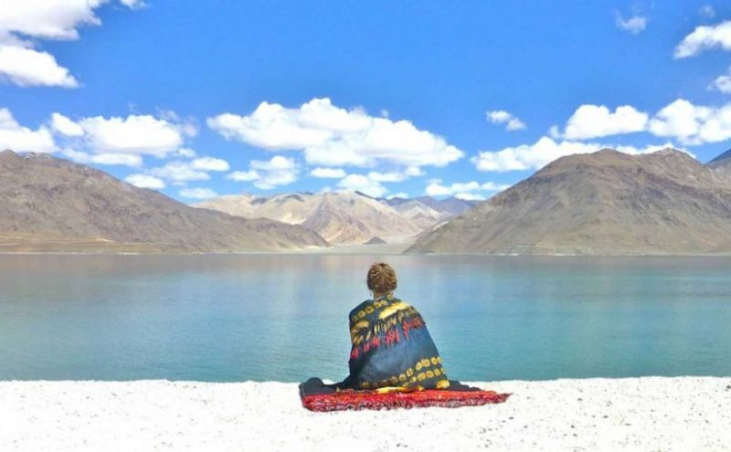 If you are in search of inner peace then visit these three calm and peaceful places in India