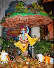Seek blessing of lord Krishna this Diwali , Visting these best ISKON temples