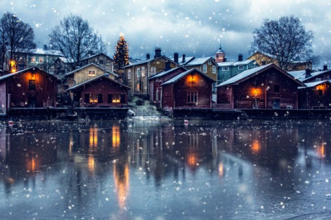 Finland is best Country if you love travelling