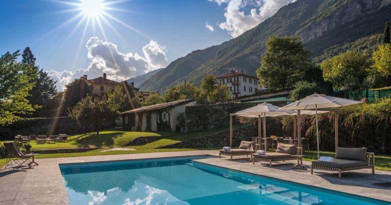 Know about  Villa del Balbianello : The wedding destination of DEEPVEER