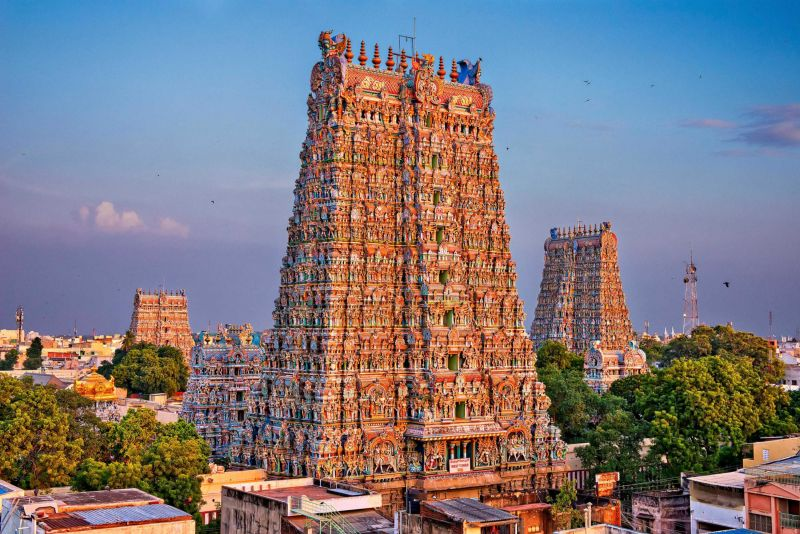 3 temples of South India which will you should visit