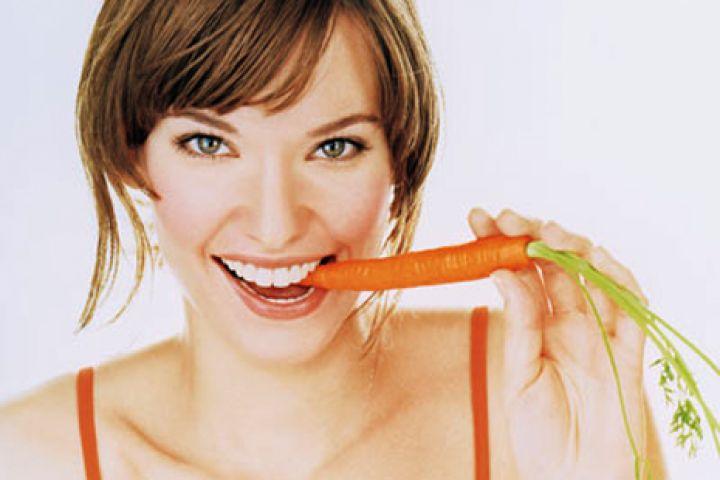 गाजर से मिटाए झुर्रियां और चमकाए चेहरा