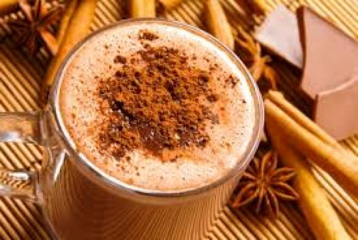 Spiced Hot Chocolate to keep you warm this monsoon