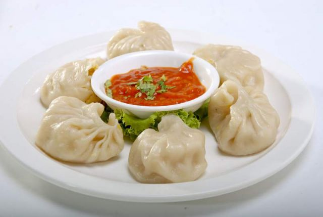 Steamed Momos Recipe at Home!