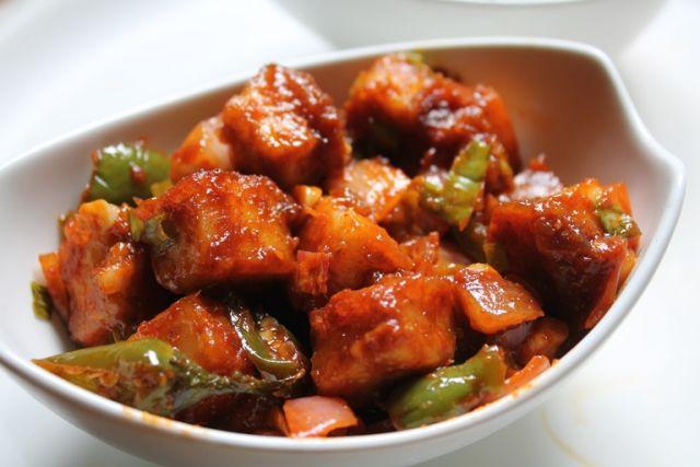 Yummy Tummy Make Chilli Paneer At Home Newstrack English 1