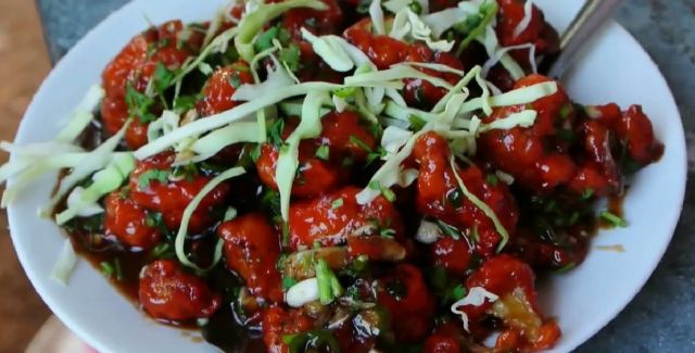 Recipe: How to make gobhi manchurian at home