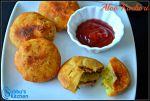 Potato Kachori Recipe!!