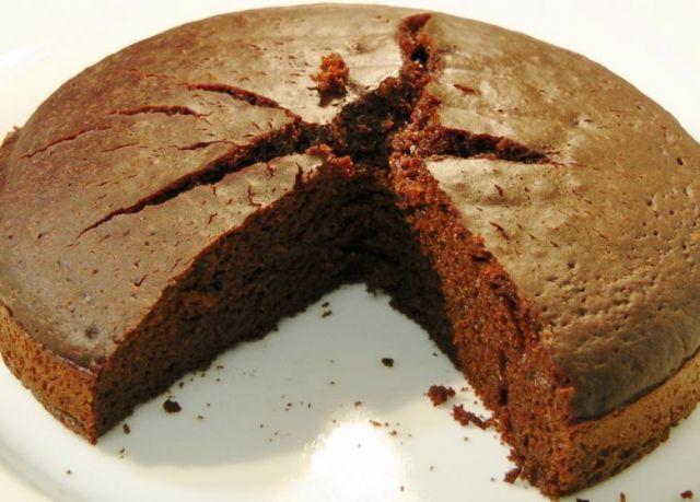 Pressure Cooker Chocolate Cake recipe!