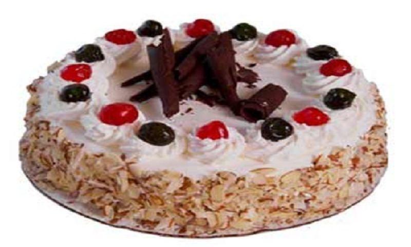 कितना आसान है वनिला केक बनाना