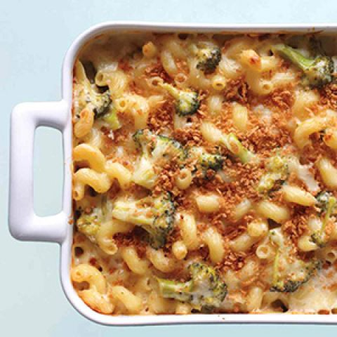 Do you ever make Lighter Three-Cheese Mac?