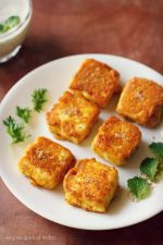 Enjoy rain with Amritsari paneer tikka !