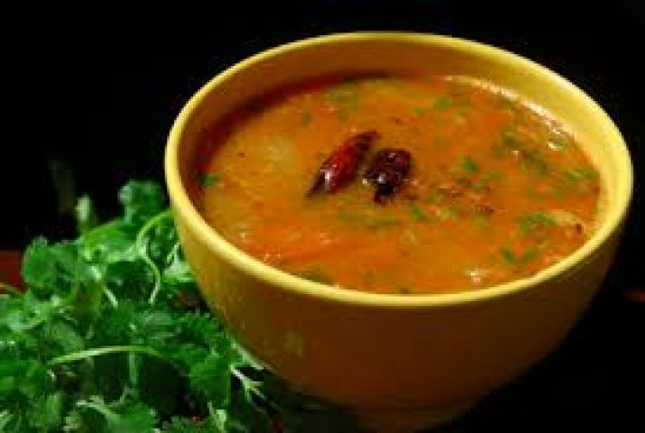 Sambhar, a preferred dish of South India cuisine