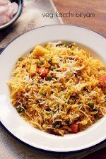 Hyderabadi veg biryani will set your Sunday !