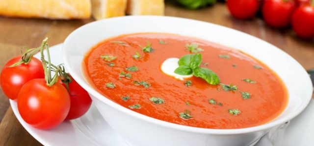 टमेटो सूप