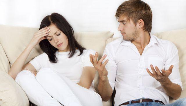 इन वजहों से पति पत्नी के बीच होती हैं अनबन