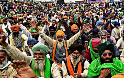 125 days to complete Kisan agitation, now to encircle Parliament