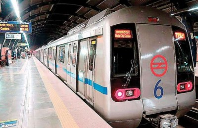Delhi Metro shut down 4 stations for social distancing, reopens after 10 minutes