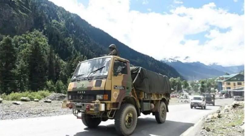 सीमा विवाद: 9 अप्रैल को 11वें दौर की सैन्य वार्ता कर सकते हैं भारत-चीन