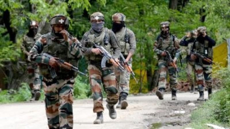 जम्मू कश्मीर में जवानों के हाथ लगी बड़ी कामयाबी, 3 आतंकियों को किया ढेर