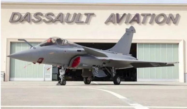 राफेल डील: फ़्रांसिसी मीडिया की रिपोर्ट को Dassault ने किया ख़ारिज, कहा- कोई रिश्वत नहीं दी
