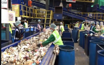Indore Municipal Corporation gives jobs to 700 garbage pickers