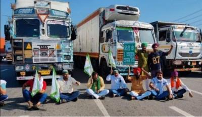 Farmer Agitation: Farmers on the roads to block KMP Expressway today