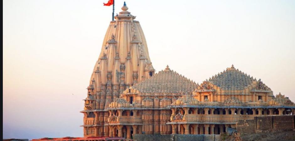 11 अप्रैल तक बंद हुआ सोमनाथ मंदिर, सोशल मीडिया पर होगा आरती का प्रसारण