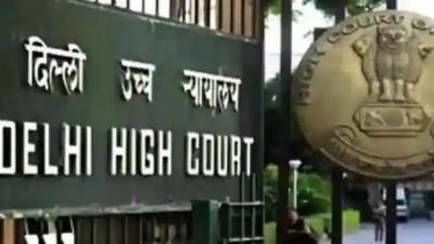 Three judges of Delhi High Court tested corona positive