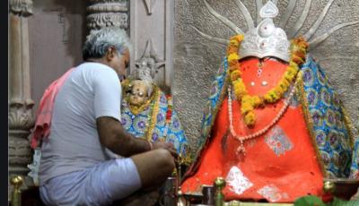 Mother Bijasan Devi Dham's doors closed for 9 days