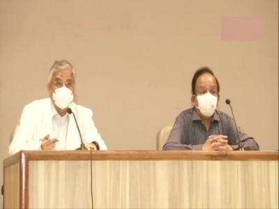 Delhi's corona worsens, Union Health Minister Harsh Vardhan to visit hospitals
